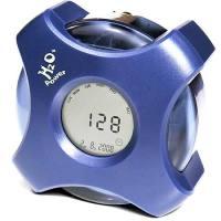 H2O Wasser-Drehuhr