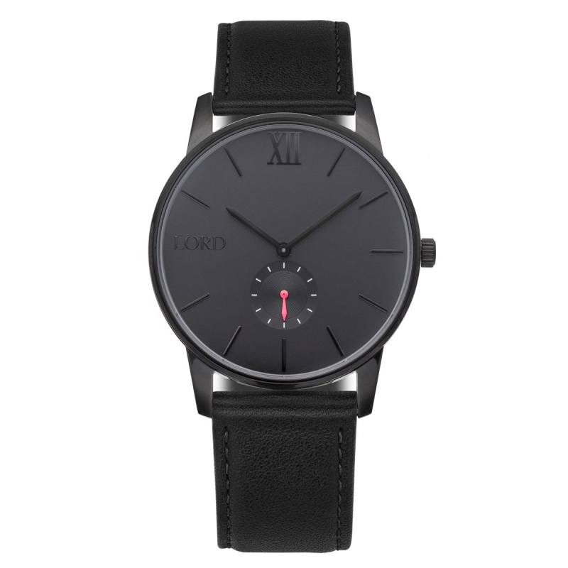 Lord Timepieces Solitude black