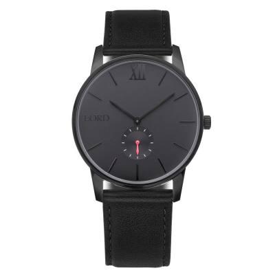 Lord Timepieces Solitude black