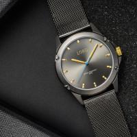 Lord Timepieces Bolt Gun Gold
