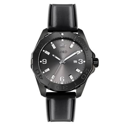 Lord Timepieces Sport Classic Black