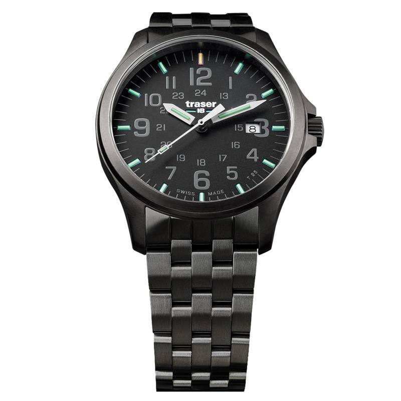 traser Officer Pro GunMetal Black