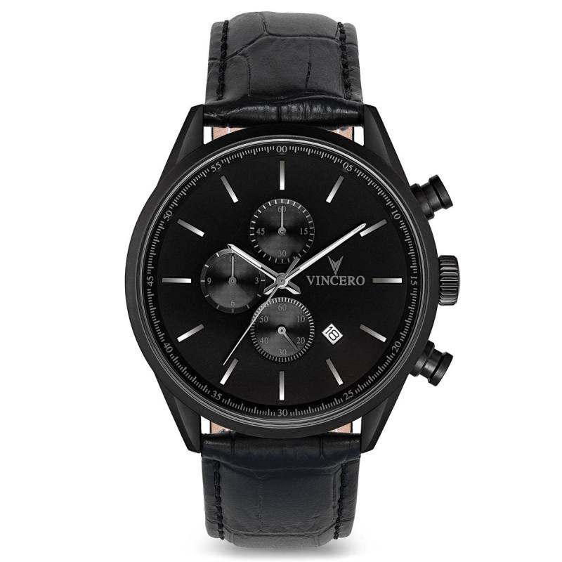 Vincero The Chrono S - Matte Black