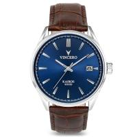 Vincero The Kairos - Blue/Brown