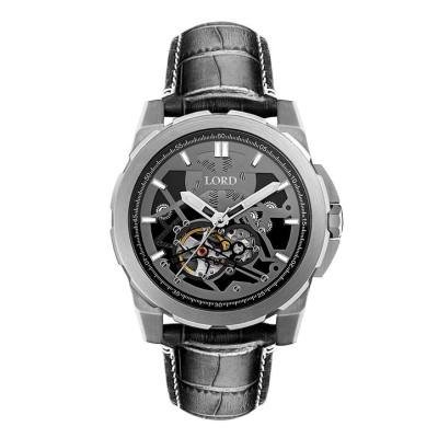Lord Timepieces Orion Silber
