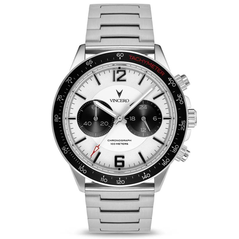 Vincero The Apex - Silver/Black