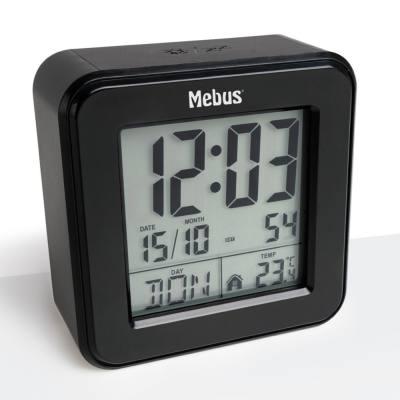 Mebus Funkwecker 25595