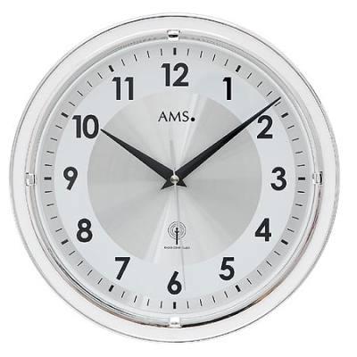 AMS Funkwanduhr 5945