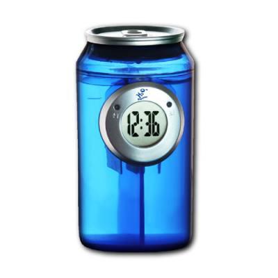 H2O Wasser-Dosenuhr